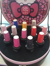 OPI GelColor UV/LED Gel Polish 15ml/.5oz HELLO KITTY COLLECTION 12 Colors of Kit pp5