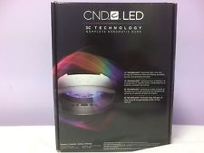 CND LED LIGHT Lamp Professional Shellac Dryer 3C Technology UV 100-240Vac/36WATT pp5