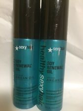 Healthy sexy hair Soy Renewal Oil 3.4 oz pack of 2 pp5