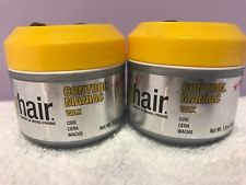 2PCS! SHORT SEXY HAIR CONTROL MANIAC 1.8 OZ EA pp5