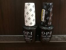 OPI GelColor - Gel TOP Coat and Gel BASE Coat .5oz pp5
