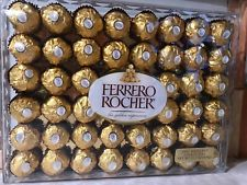 144 Ferrero Rocher Fine Hazelnuts Milk Wafer Chocolates 63.6oz. (1.8kg)144Count pp5