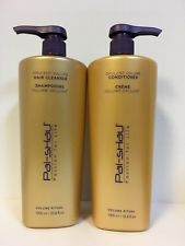 Pai Shau Opulent Volume Hair Cleanser Shampoo & Conditioner - 33.8oz LITER DUO!