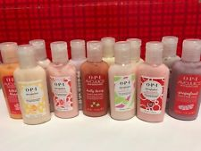 O.p.i mini hand and body lotion.Pack of 12 bottle pp5