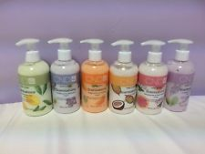 CND Scentsations - hand and body Lotions 8.3 oz. Set of 6 pp5