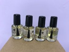 CND Solar Oil Mini Cuticle Oil Treatment .125oz lot of 4 pp5