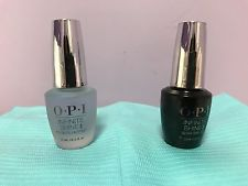 OPI Infinite Shine Nail Lacquer Prime Base + Gloss Top Coat DUO .5oz pp5