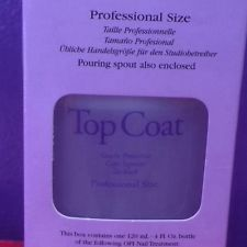 OPI Professional Nail Treatments Top Coat 4oz Model NTT34 pp5