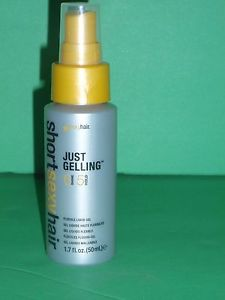 Sexy Hair Short Sexy Hair Just Gelling Flexible Liquid Gel 1.7oz
