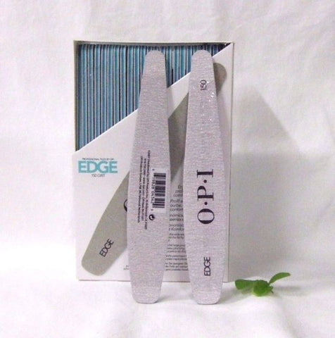 Opi professional files edge silver 150 package of 48 FI 608 np2