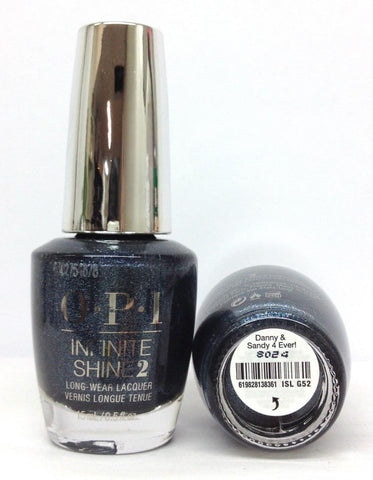 OPI Infinite Shine GREASE Collection 2018Danny & Sandy 4 Ever! LG52