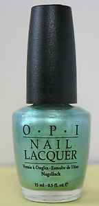 OPI  Discontinue Color Nail Polish OCEAN LOVE POTION S16