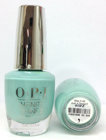 OPI Infinite Shine GREASE Collection 2018 Was It All Just A Dream? LG44
