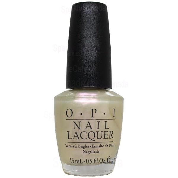 OPI Discontinued Color Nail Polish CLOUD 9 NL S76 nl1