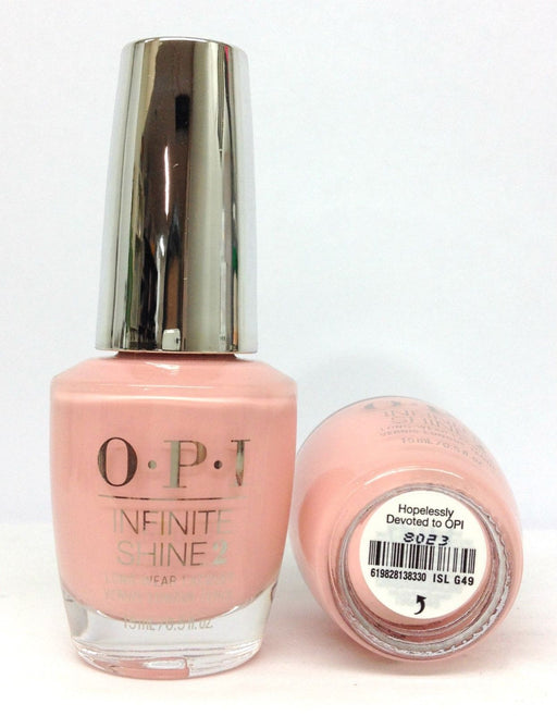 OPI Infinite Shine GREASE Collection 2018 Hopelessly Devoted to OPI LG49