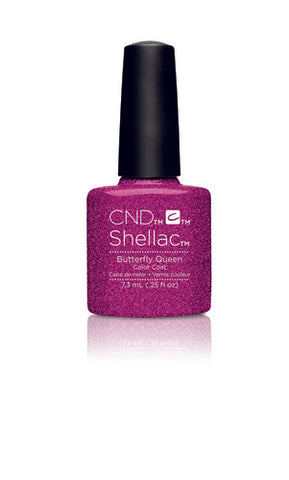 CND  SHELLAC UV Color Coat BUTTERFLY QUEEN  90798