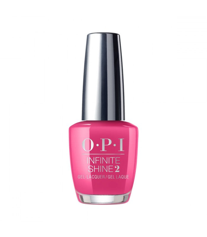 OPI Infinite Shine –Cha Ching Cherry  ISL V12