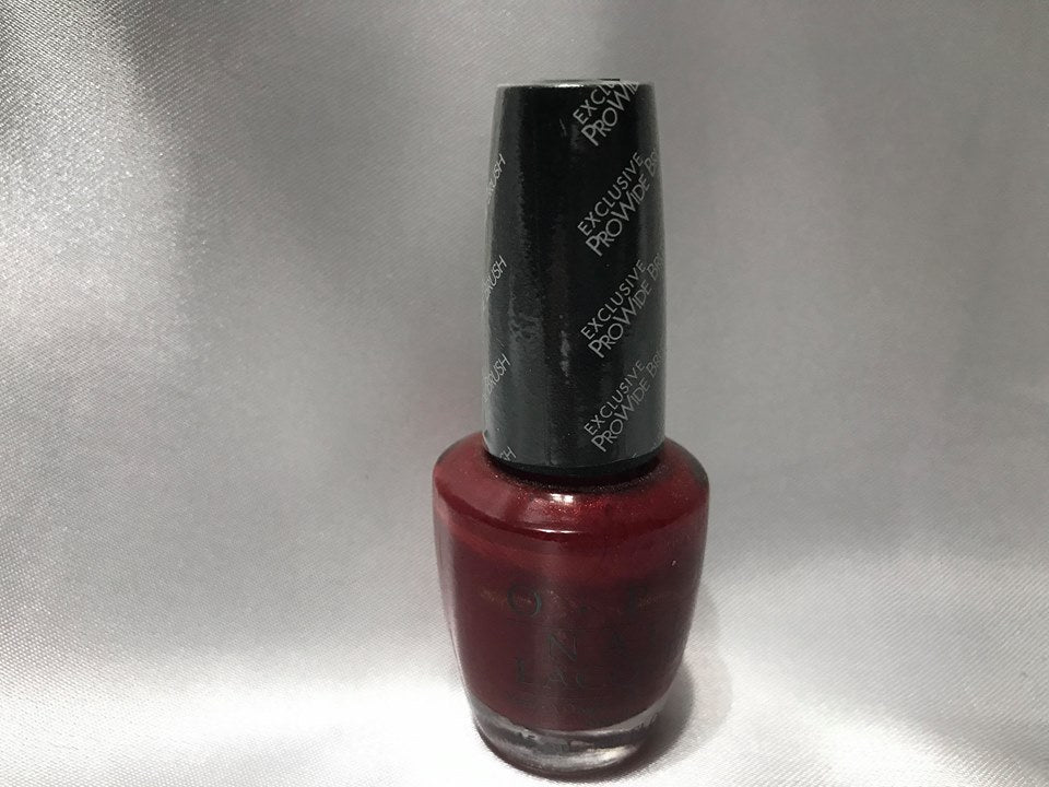 Opi Discontinue Color Nail Polish That\'s An \