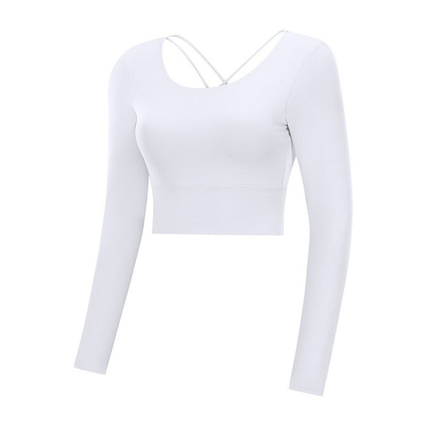 Anti-sweat Long Sleeved Tops