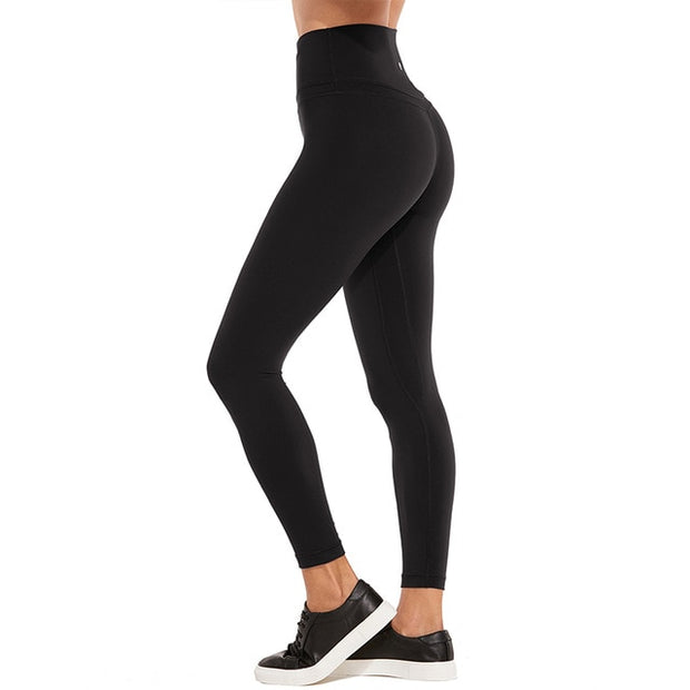 High-Rise Tight Yoga Pants