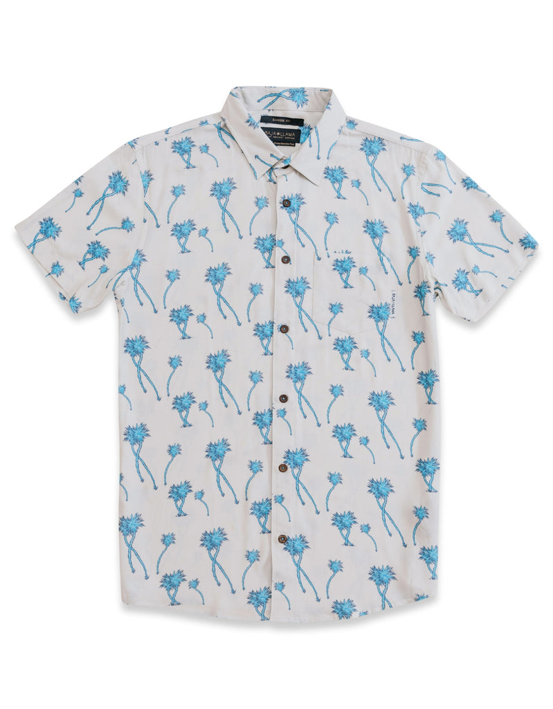 Uncommon Palms Button Up