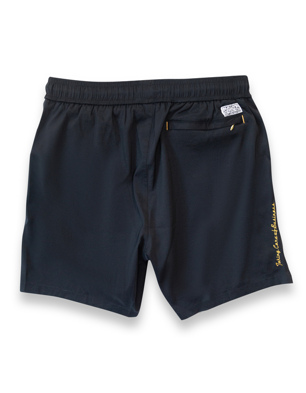Stretch Neptune Swimmers - Fort Knox (Black) 1
