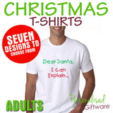 Christmas T-Shirts - Adults