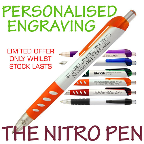 Bulk Nitro Pens - Amazing Value!