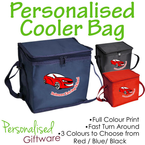 Full Colour Print Cooler Bag