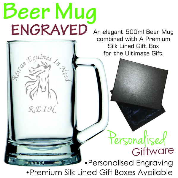 Everyday Range Beer Mug 500ml