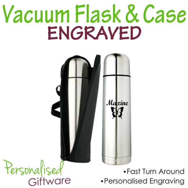 500mL Vacuum Flask with Case