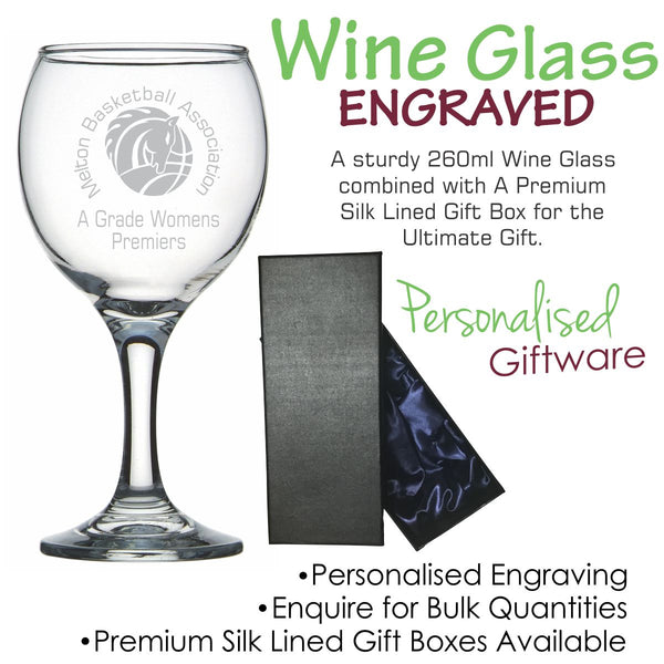 Value Range Wine Glass 260ML