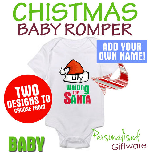 Christmas Baby All-In-One