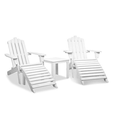 Hampton Style Outdoor Set with Table