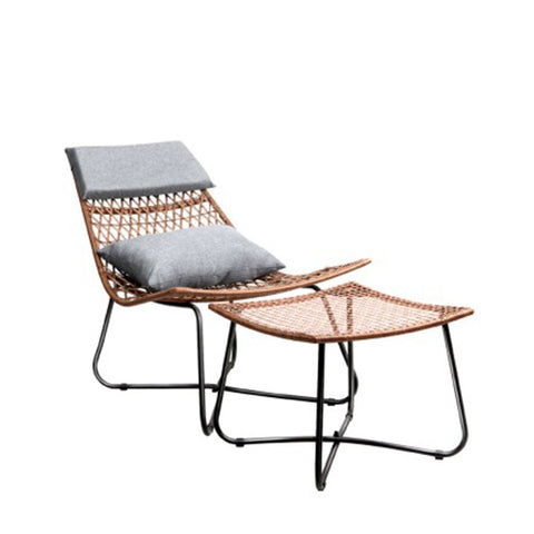Outdoor Ratan Chair Set