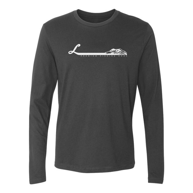 Lamiglas St. Helens Grey Long Sleeve