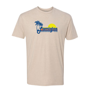 Lamiglas Retro Salt Cream T-Shirt
