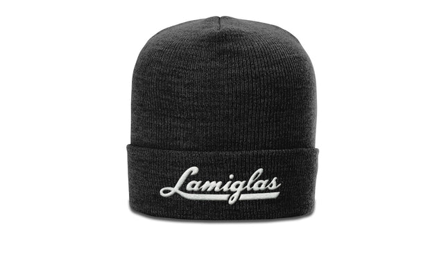 Lamiglas Heather Graphite Beanie