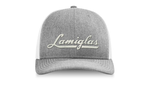 Lamiglas Fresh Chrome Snapback Trucker Hat