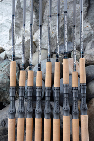 "GP86HC - 8'6"" 12-25lb Cast (Kenai-Special Salmon Rod)"