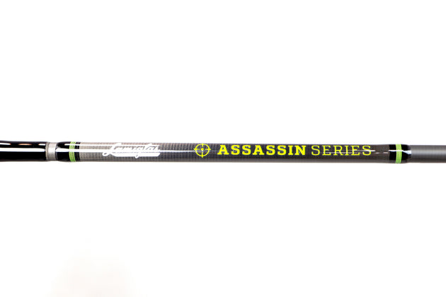 "LA63MHS | Assassin 6'3"" Medium Heavy Spinning Rod"
