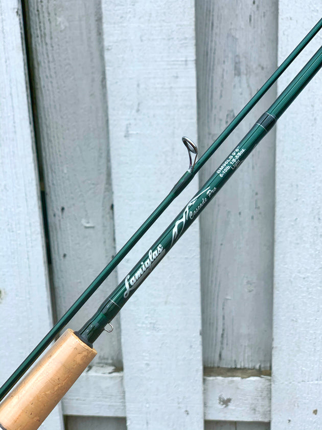 "BM86MHS | 8'6"" Med/Heavy Steelhead/Salmon Spinning Rod"