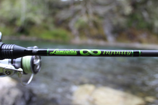 "IF702UL | 7'0"" Ultra-Light Trout Rod"