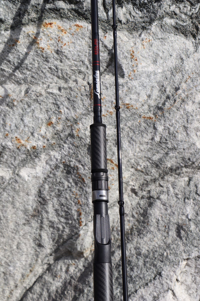 "HS 94 HC | Redline 9""4"" 12-30lb Cast (Salmon Boat & Bank Rod)"