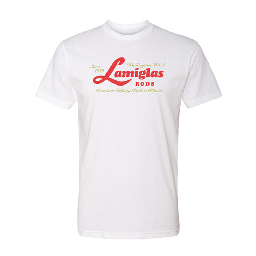Lamiglas Beer White T-Shirt