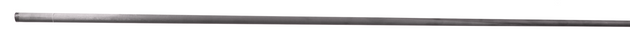IMP843 | 7' - 6-15lb | 1/4 - 1/2 oz. Graphite Popping Blank
