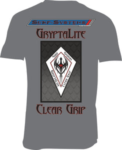 GryptaLite Clear Grip Kit - Longboard, NEW STOCK DUE SOON