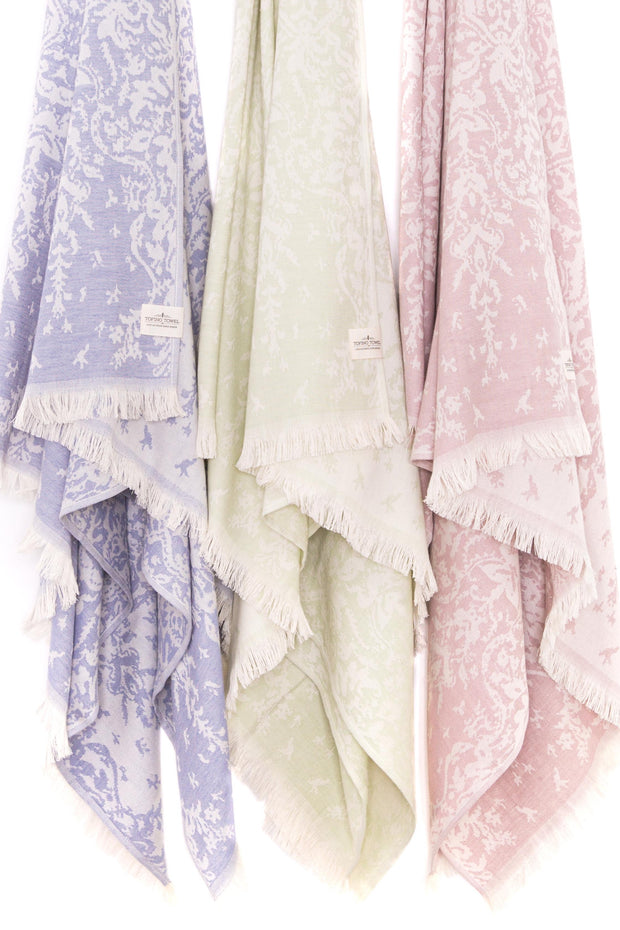 The Carmanah Towel Series