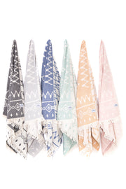 The Coastal Towel Series