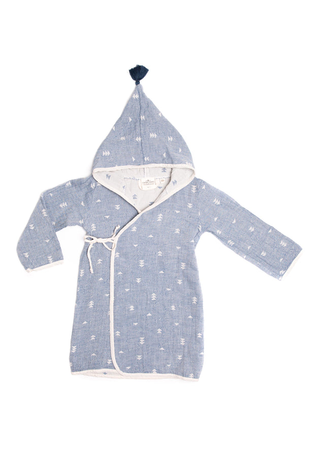 The Pebble Bathrobe